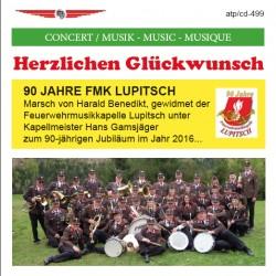 """Blasorchester Heribert Raich """"Herzlichen Glückwunsch"""""""