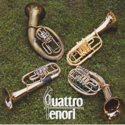 Quattro Tenori - Alpenblasmusik