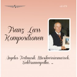 Blasorchester Heribert Raich - Franz Lass Kompositionen