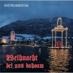 """Krenslehnermusi & Harmoniabläser """"Weihnacht bei uns dahoam"""""""