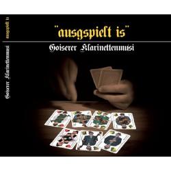 """Goiserer Klarinettenmusi - """"ausgpielt is"""""""