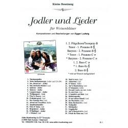 Jodler und Lieder für Weisenbläser