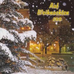 Auf Weihnachten zua