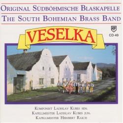 """Veselka"" Original südböhmische Blaskapelle"