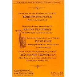 Träumende Trompeten