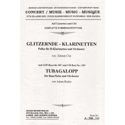 Glitzernde - Klarinetten