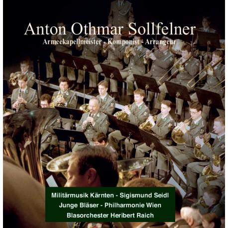 Militärmusik Kärnten, Junge Bläser - Philharmonie Wien, Blasorchester H. Raich - Anton Othmar Sollfelner