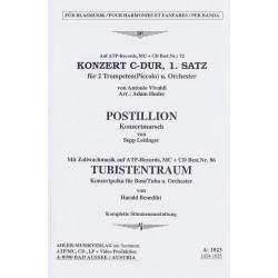 Konzert C-Dur, 1. Satz