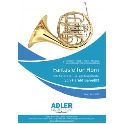 Fantasie für Horn