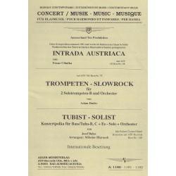 Trompeten - Slowrock
