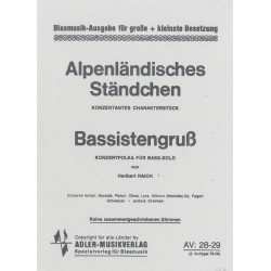 Alpenländisches Ständchen