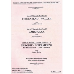 Parodie - Intermezzo