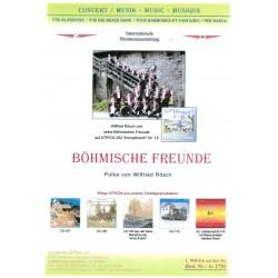 Böhmische Freunde (Einzelausgabe)