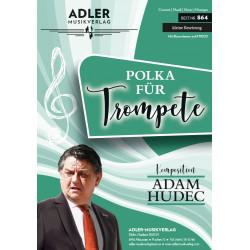 Polka für Trompete - kleine Besetzung