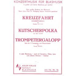 Trompetergalopp
