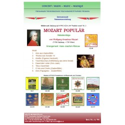 Mozart Populaer