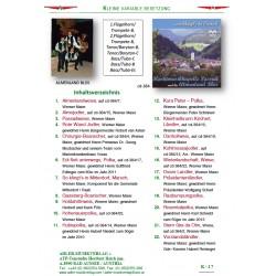 22 Musikstücke für Blechbläserquartett