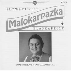 Malokarpazka - Slowakische Blaskapelle Nr. 4