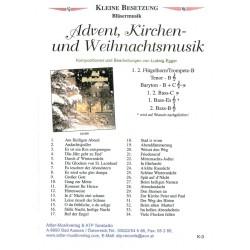 Advent-, Kirchen- und Weihnachtsmusik
