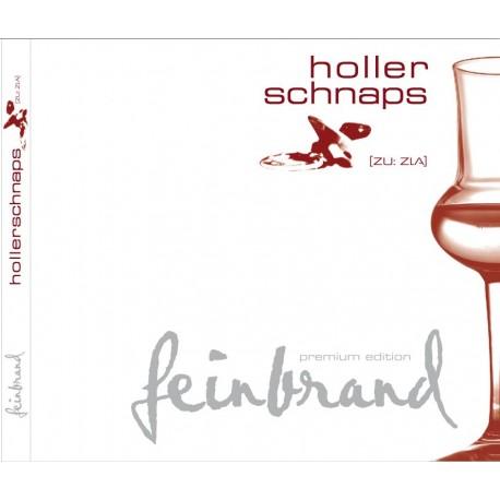 """Hollerschnaps - feinbrand """"premium edition"""""""